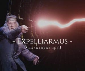 charm, harry potter, and hogwarts image