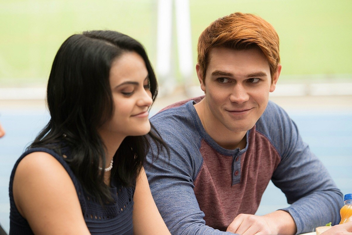 Image result for Veronica Lodge & Archie Andrews