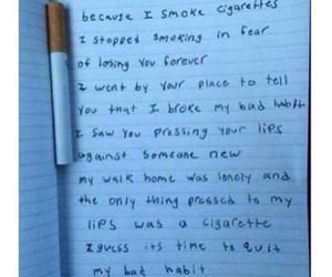 cigarette, quotes, and you image