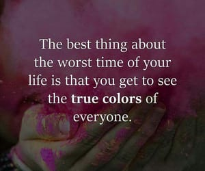 colors, life, and quotes image
