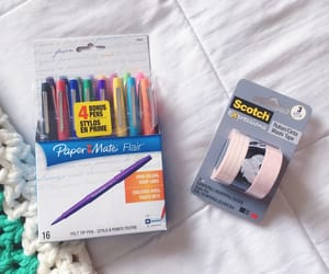 boyfriend, pens, and Relationship image