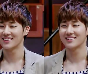 infinite, smile, and sunggyu image