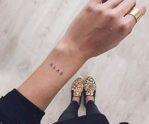 tattoo, quotes, and simple image
