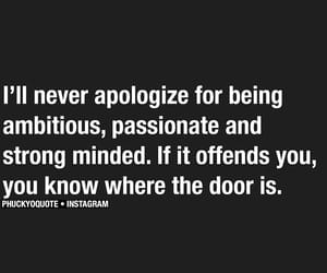apologize, door, and passionate image