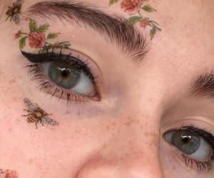 eyes, aesthetic, and art image