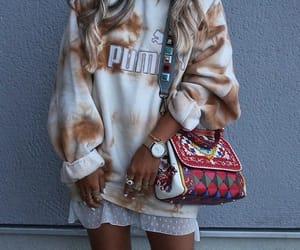 fashion, outfit, and puma image