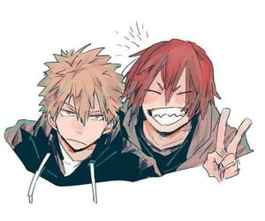 boku no hero academia and kiribaku image