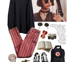 clothes, grunge, and girl image