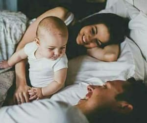 babies and mom image