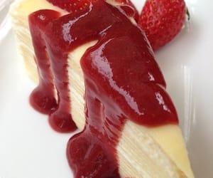 cake, crepe, and crepe cake image