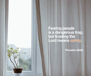 bible, trust, and proverbs image