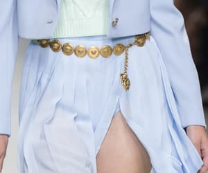 details, Versace, and fashion image