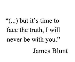 james blunt, lyric, and with you image