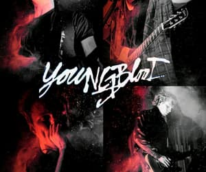 wallpaper, youngblood, and luke hemmings image