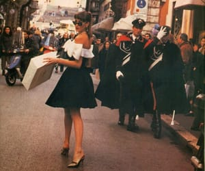 90s, vogue italia, and Carla Bruni image