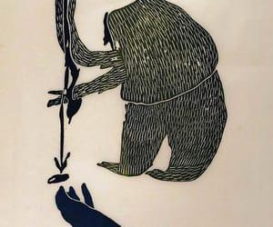 inuit, eskimo, and illustration image