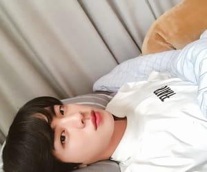 jin, k-pop, and 방탄소년단 image