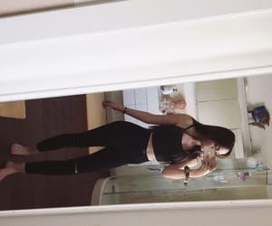 body, motivation, and brownhair image