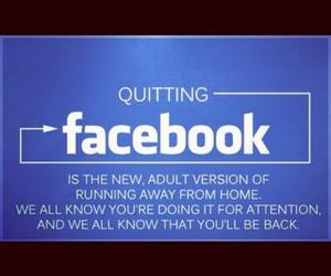 facebook, quote, and text image