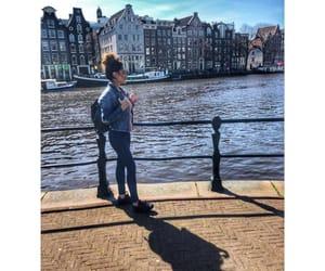 amsterdam, sun, and love image