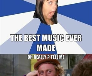 dubstep, funny, and music image
