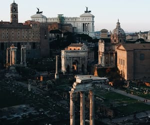 beautiful, italy, and roma image