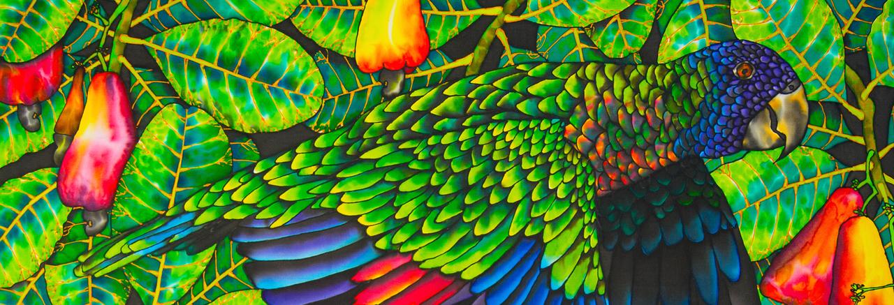 article, batik, and fine art image
