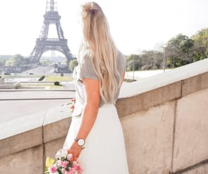 fashion, spring, and france image