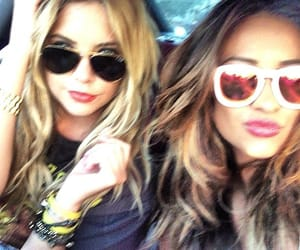 ashley benson and shay mitchell image