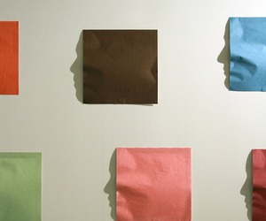 art, face, and shadow image