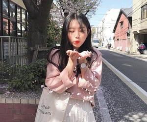 ulzzang, kfashion, and korean image