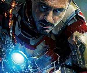 tony stark, iron man, and Avengers image