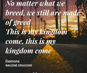 demons, imagine dragons, and playlist image