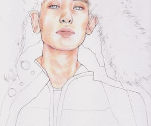 art, asian boy, and fanart image