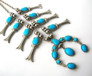 costume jewelry, etsy, and vintage image