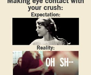 funny, Taylor Swift, and crush image