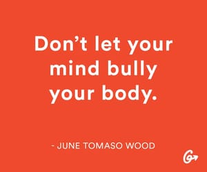 body, bully, and mind image