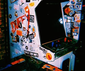 game, grunge, and vintage image