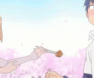 toradora, anime, and gif image