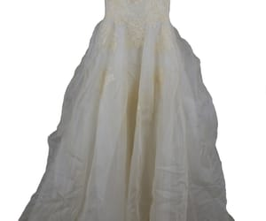 cream, dress, and old image