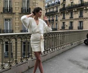elegant, fashion, and white image
