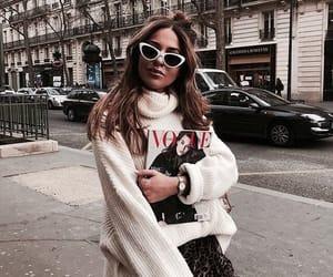 girl, fashion, and vogue image