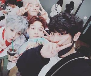 Chen, kpop, and chanyeol image