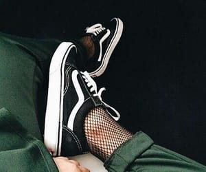 aesthetic, sneakers, and black image
