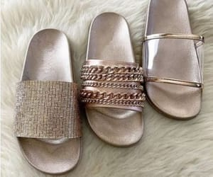 footwear, slippers, and sliders image