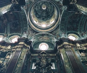 abbey, architecture, and baroque image