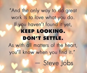 quotes and Steve Jobs image