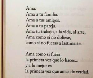 amor, inspiracion, and vida image