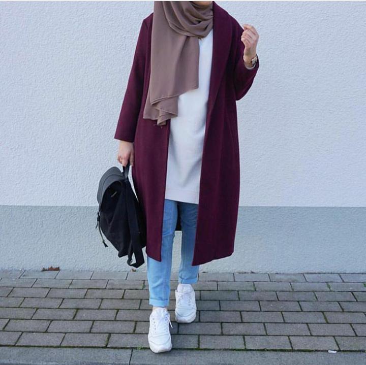 hijab, fashion, and ﺭﻣﺰﻳﺎﺕ image
