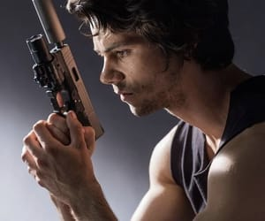 dylan o'brien and american assassin image